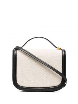 Jil Sander two-tone crossbody bag