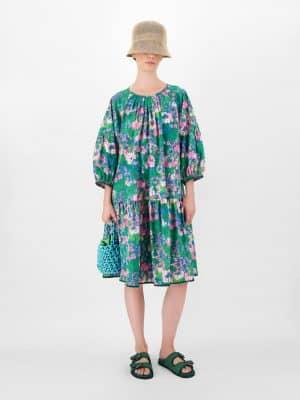 MaxMara Weekend PEPAIA flower printed dress