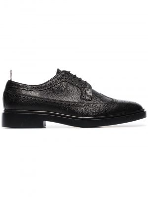 Thom Browne classic grain leather shoes