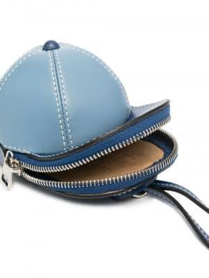 JW Anderson 21SS HB0232 LA0020  887 cap bag  NAVY/BLUE