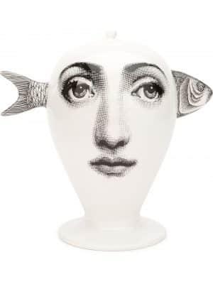 Fornasetti Bollywood fish vase