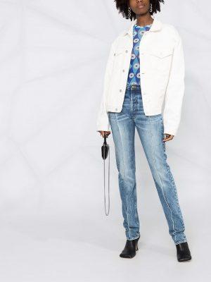 Maison Margiela seam-detail jeans