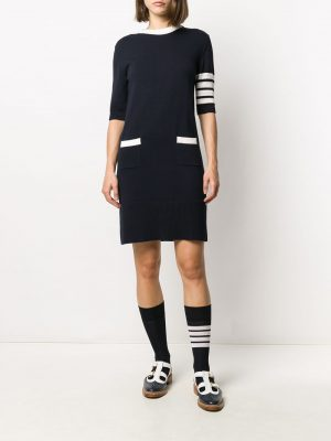 Thom Browne Hector motif dress