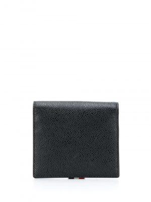 Thom Browne pebbled crossbody cardholder