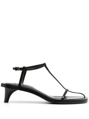 Jil Sander T-bar sandals