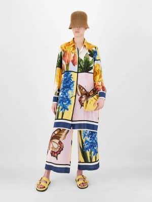 MaxMara Weekend LACCIO silk dress