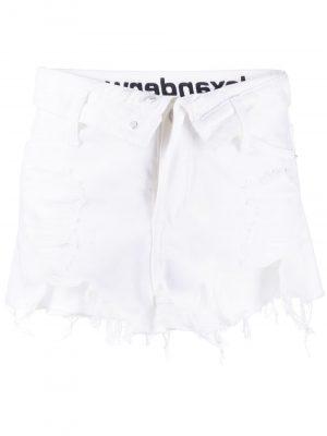 Alexander Wang bite flipped shorts
