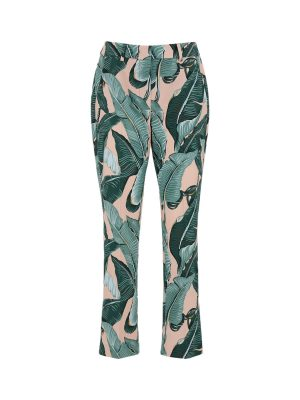 MaxMara weekend OKRA faille trousers