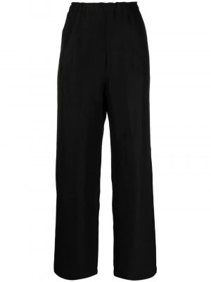 Toteme stretch-linen trousers