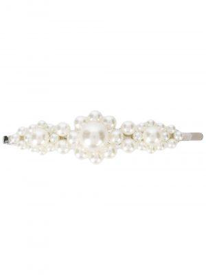 Simone Rocha pearl-embellished hair clip
