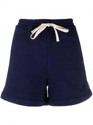 Jil Sander drawstring waist shorts