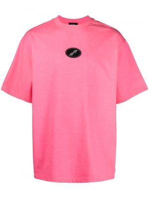 We11Done logo-print cotton T-shirt
