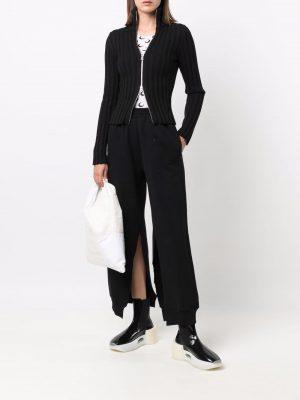 MM6 side-slit trousers
