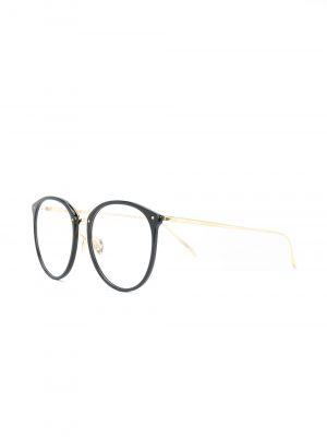 Linda Farrow round frame glasses