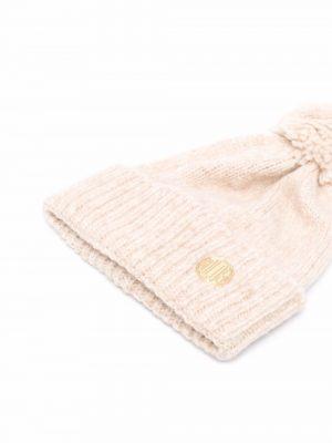 Golden goose wool beaniehat beige