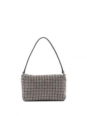 Alexanderwang medium rhinestone-embellished pouch bag