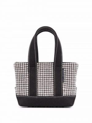 Alexander Wang Cruisercrystal-embellished mini tote bag