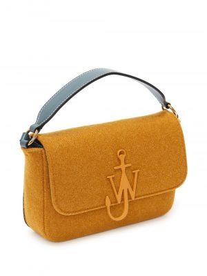 JW ANDERSON Anchor-logo shoulder bag