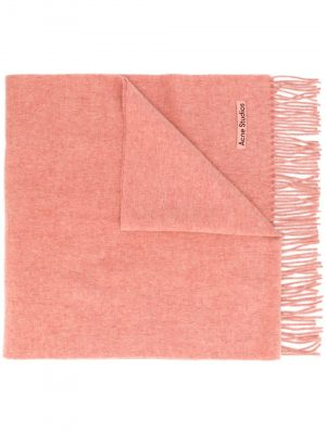 Acne studios narrow wool scarf