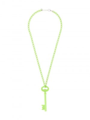 MM6 key pendant necklace