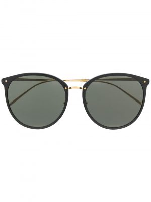 Linda Farrow Kings oversized sunglasses