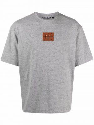 Acne Studios basketball face T-shirt