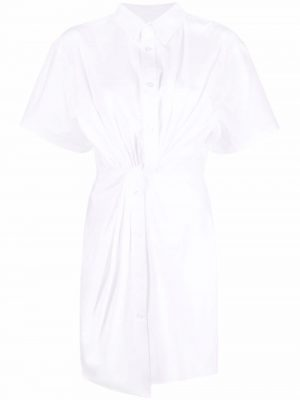 Alexander Wang.T ruched-detail shirtdress
