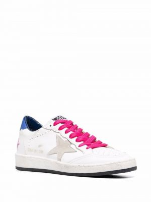 Golden Goose Ballstar lace-up sneakers