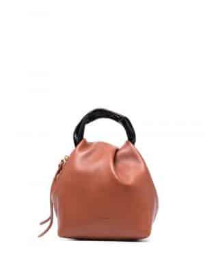 JIL SANDER small Crush handle bag