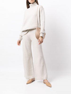 Joseph roll-neck wool jumper