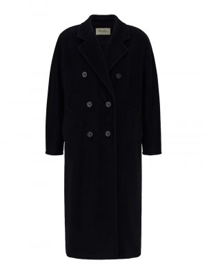 Maxmara MADAME 101801 Icon coat black