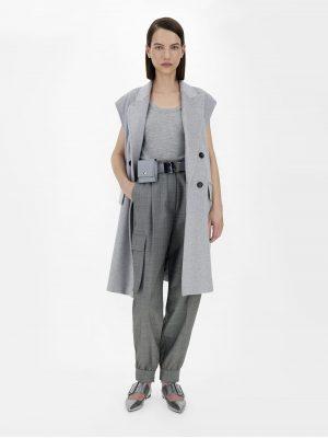 Maxmara PLAVA Cashmere and silk top