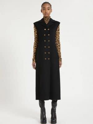 Sportmax PISTOIA Sleeveless coat coat