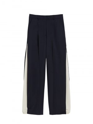 Maxmara Weekend ASIA Stretch wool trousers