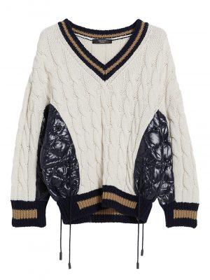 Maxmara Weekend DALIDA wool-blend sweater