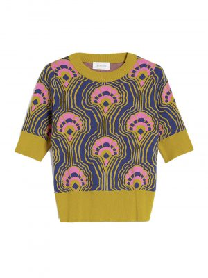 Sportmax NOCINO Short-sleeved sweater