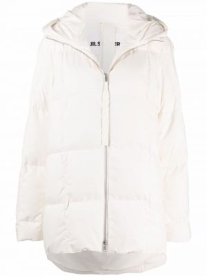 Jil Sander 21PF JPPT441694 WT253100101  down jacket Natural