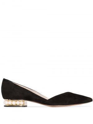 Nicholas Kirkwood Casati ballerina pearlshoes