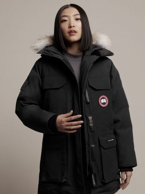 Canada Goose Expedition Parka fusion fit black