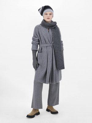 MaxMara Weekend AGAMIA Wool yarn cardigan