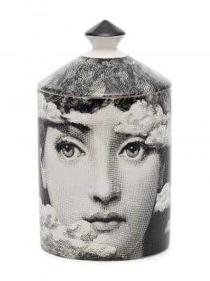 Fornasetti scented candle Metafisica