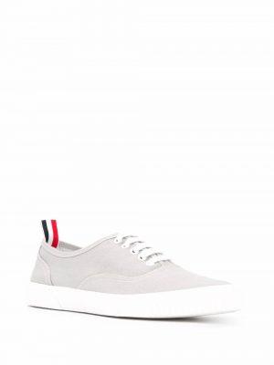 Thom Browne Heritage canvas sneakers