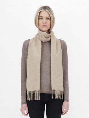 MaxMara WSDAL70 wool scarf