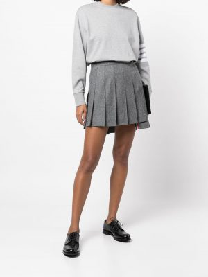 Thom Browne 4-Bar Stripe long-sleeve jumper