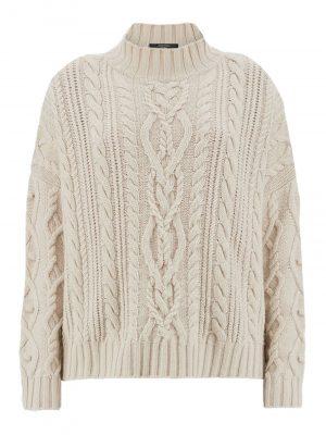 Maxmara Weekend ERMES wool yarn sweater