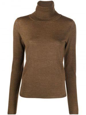 Toteme roll neck wool sweater