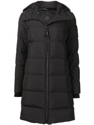 Moose Knuckles Saulteaux hooded puffer jacket