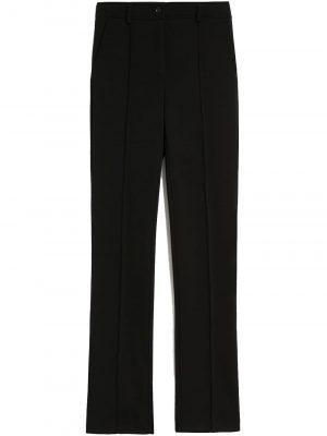 Sportmax 21FW 2786011306 003 GILBERT Jersey trousers Black