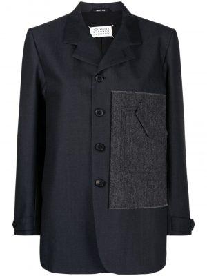Maison Margiela panel detail tailored blazer