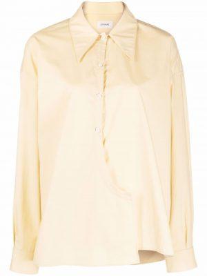 Lemaire wrap-front shirt